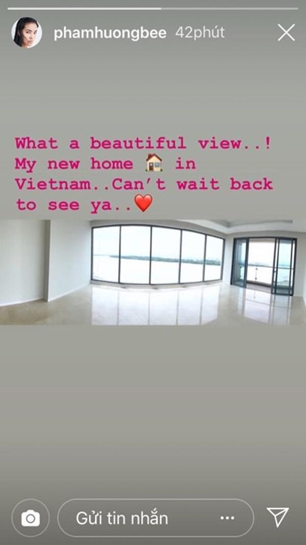 Phạm Hương tậu nhà mới sang chảnh ở Việt Nam sau gần 1 năm ở ẩn tại Mỹ-1