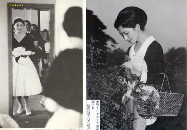 Nhan sắc kiều diễm của Hoàng hậu thường dân Michiko thời trẻ, khiến vua say đắm đến phá bỏ quy tắc Hoàng gia-6