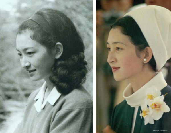 Nhan sắc kiều diễm của Hoàng hậu thường dân Michiko thời trẻ, khiến vua say đắm đến phá bỏ quy tắc Hoàng gia-9