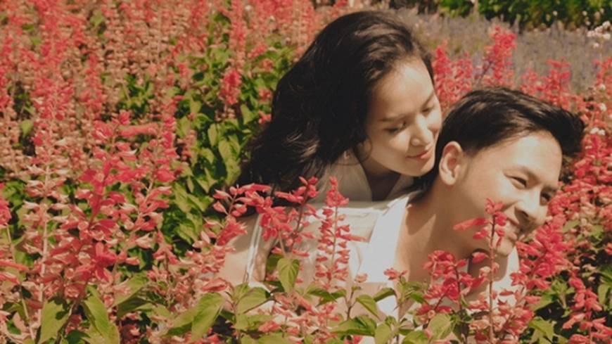 Vợ chồng Tú Vi - Văn Anh trốn con lên Đà Lạt chụp ảnh kỷ niệm 6 năm bên nhau-5