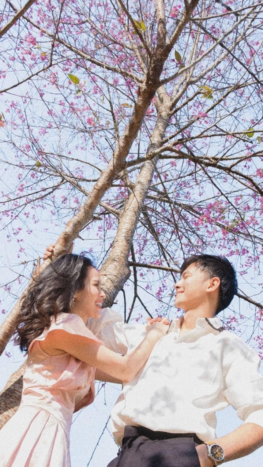 Vợ chồng Tú Vi - Văn Anh trốn con lên Đà Lạt chụp ảnh kỷ niệm 6 năm bên nhau-9