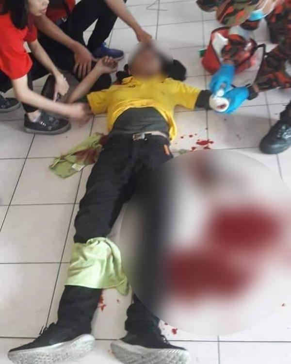 Chụp ảnh tự sướng trong nhà hàng, thanh niên bị đánh chí tử vì lý do không ai ngờ đến-1