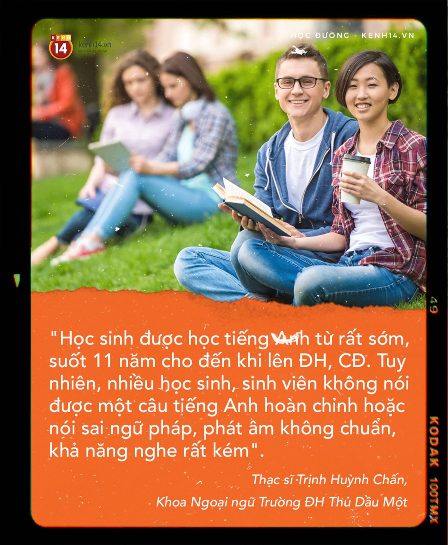 Chuyện học dốt Tiếng Anh đáng buồn của nhiều người trẻ: Hỏi How are you? là tự động tuôn ra: Im fine. Thank you. And you?-2