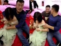 Chú rể say rượu, hàng xóm vào nhà giở trò đồi bại với cô dâu ngay đêm tân hôn