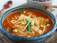 Món ăn thanh nhiệt trị đau đầu mùa nóng