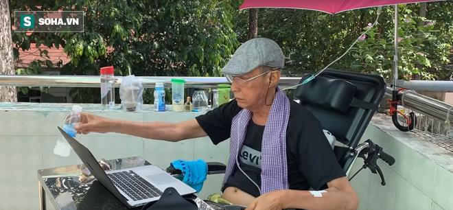Nghệ sĩ Lê Bình: Tôi cầu xin trời đất cho mình đủ sức làm nốt 3 việc cuối cùng trước khi ra đi-1