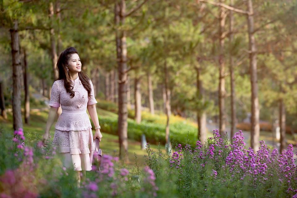 Bà Diệp Thảo hậu ly hôn: Khiêm nhường, thoát khỏi danh lợi thị phi-2