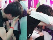 Thanh niên hối hận, khóc 'cạn nước mắt' trong ngày người yêu cũ lấy chồng