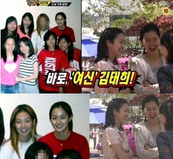Vẻ đẹp của Kim Tae Hee: Từ nữ thần đại học đến biểu tượng nhan sắc, cả cái bóng phản chiếu trên tường cũng thừa sức gây sốt-3