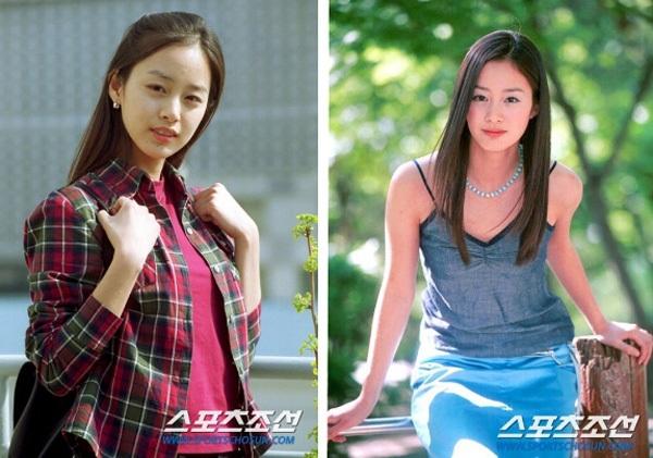 Vẻ đẹp của Kim Tae Hee: Từ nữ thần đại học đến biểu tượng nhan sắc, cả cái bóng phản chiếu trên tường cũng thừa sức gây sốt-5