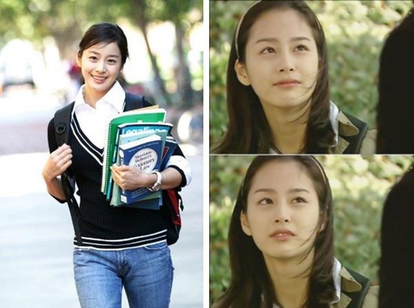 Vẻ đẹp của Kim Tae Hee: Từ nữ thần đại học đến biểu tượng nhan sắc, cả cái bóng phản chiếu trên tường cũng thừa sức gây sốt-7