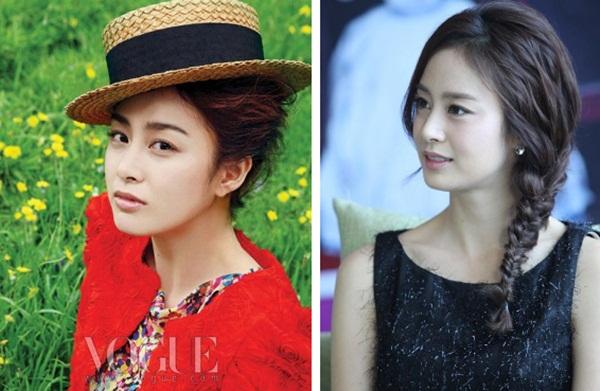 Vẻ đẹp của Kim Tae Hee: Từ nữ thần đại học đến biểu tượng nhan sắc, cả cái bóng phản chiếu trên tường cũng thừa sức gây sốt-10