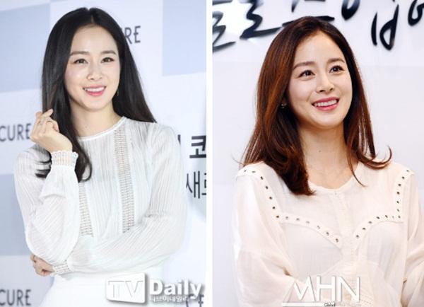 Vẻ đẹp của Kim Tae Hee: Từ nữ thần đại học đến biểu tượng nhan sắc, cả cái bóng phản chiếu trên tường cũng thừa sức gây sốt-14