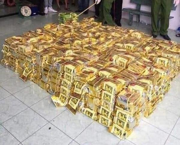 Hàng trăm cảnh sát vây bắt nhóm đối tượng cất giấu 6 tạ ma túy-3