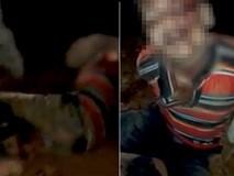 Rúng động: Bé gái 5 tuổi bị cưỡng bức và giết hại, tên yêu râu xanh bị người dân bắt được và đánh đập đến