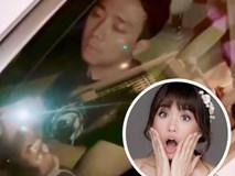 Ngủ gật giữa đường, Trấn Thành bị Hari Won quay clip 'dìm hàng' không thương tiếc