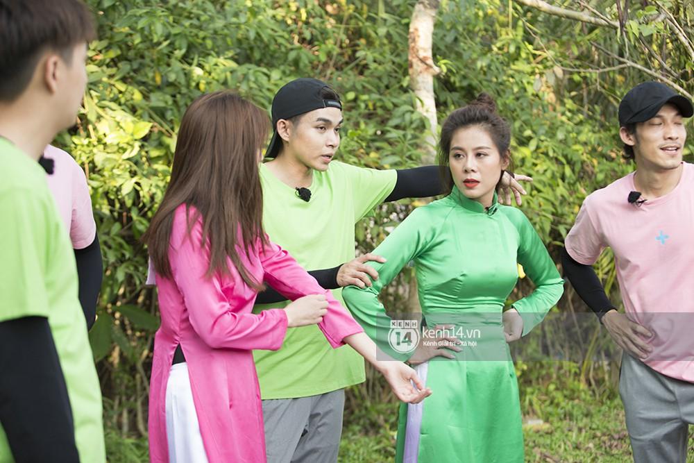 Running Man - Không lên sóng: Nam Thư tức tưởi đòi quay lại xử đẹp BB Trần-4