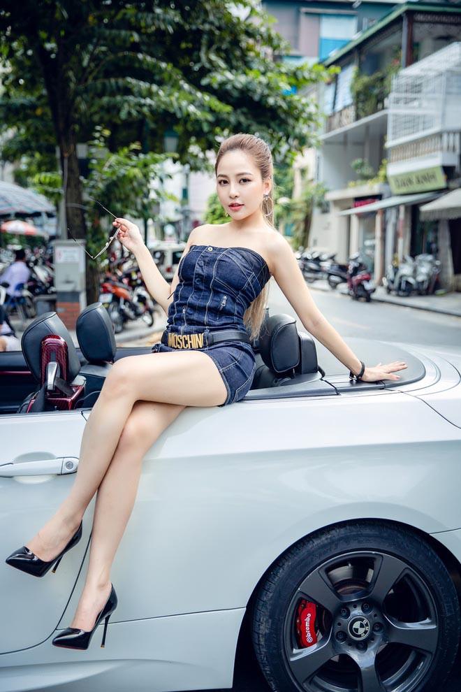 Hot girl Trâm Anh sau khi nổi tiếng: Túi tiền dày hơn, mất nhiều bạn bè, du lịch khắp thế giới-5