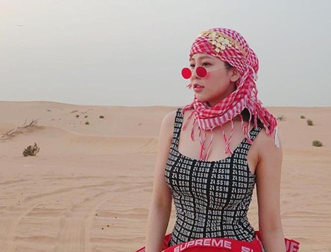Hot girl Trâm Anh sau khi nổi tiếng: Túi tiền dày hơn, mất nhiều bạn bè, du lịch khắp thế giới-8