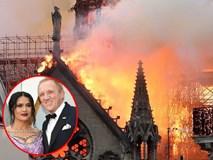 Đại gia lập tức hứa chi hơn 2,6 nghìn tỷ đồng để xây lại Nhà thờ Đức Bà Paris là ai?