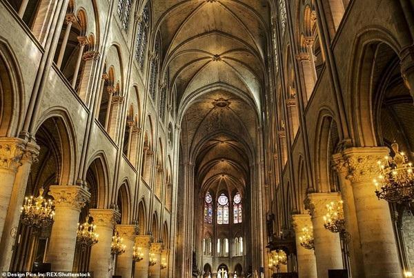 Nhà thờ Đức Bà đổ sập: Giọt nước mắt suy sụp của người dân và hành động đầu tiên của Tổng thống Pháp-12