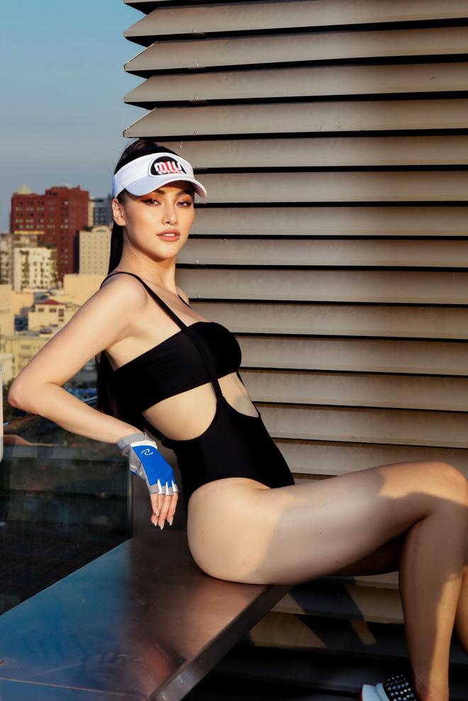 Hoa hậu Phương Khánh tung loạt ảnh mặc bikini nóng bỏng-7