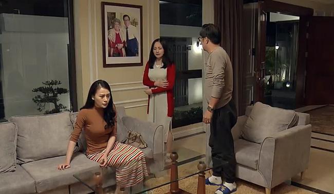 Nàng dâu order tập 4: Lan Phương chửi hồ ly trước mặt bố chồng: Biến đi khi tôi còn lịch sự!-4