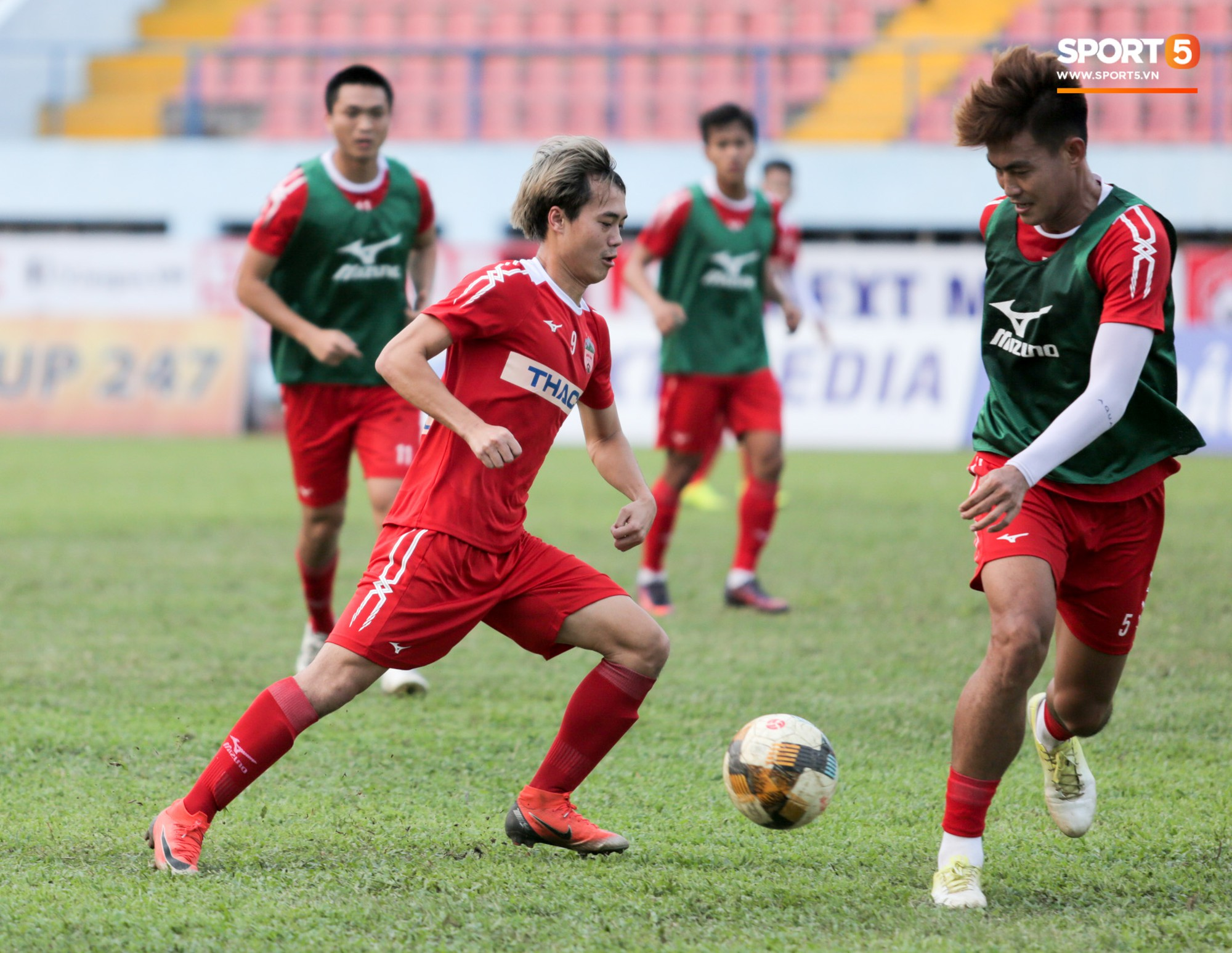 Thống kê bất ngờ, Văn Toàn trở thành cầu thủ có tầm ảnh hưởng nhất ở V.League hiện tại-2