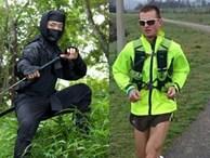 Ninja Nhật Bản cũng khiếp vía: Chàng trai chạy 560km trong 3 ngày