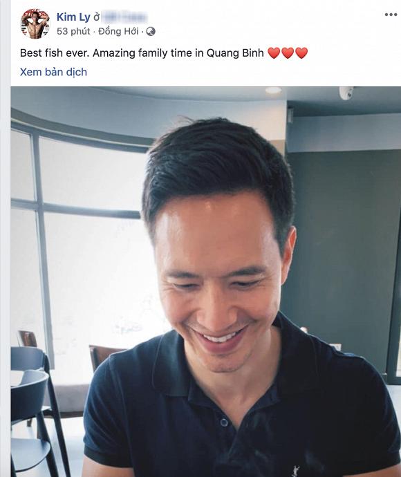 Cùng đăng một bức ảnh, Kim Lý và Hà Hồ lại tiết lộ điều bất ngờ về nhau-2