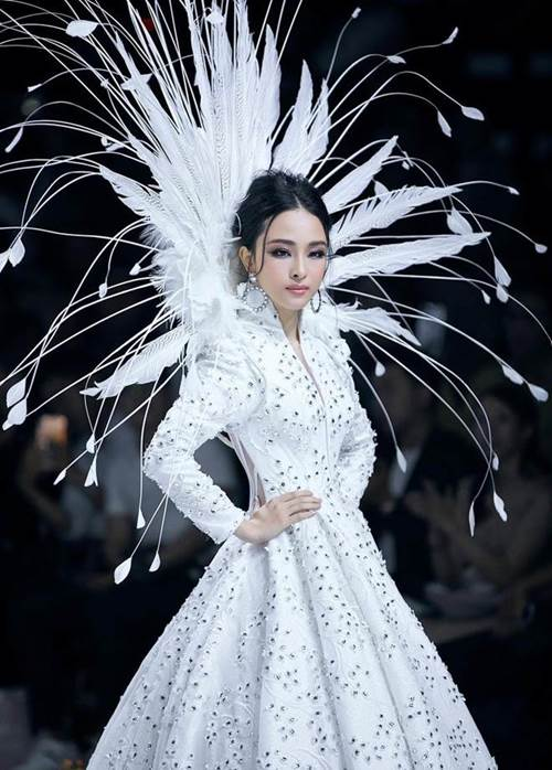 Trương Hồ Phương Nga lạnh lùng làm vedette sau ồn ào tình tiền 4 năm-3
