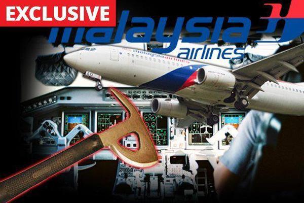 Màn ẩu đả đẫm máu bên trong buồng lái khiến MH370 mất tích-1