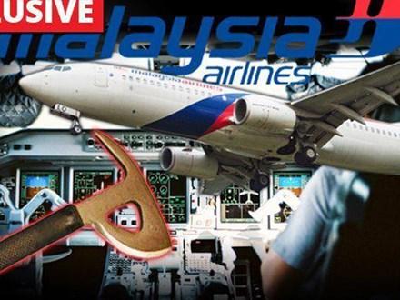 Màn ẩu đả đẫm máu bên trong buồng lái khiến MH370 mất tích