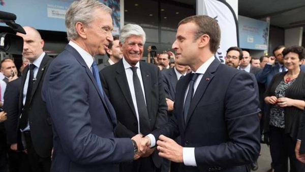 Lộ diện tỷ phú thứ 2 chi số tiền gấp đôi để khôi phục lại Nhà thờ Đức Bà Paris: Thân thế lẫy lừng đến Tổng thống Pháp cũng phải bái phục-2