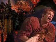 Đã từng có một câu chuyện tình yêu ám ảnh và song hành với nhà thờ Đức Bà Paris trước khi ngọn lửa tàn khốc bao trùm
