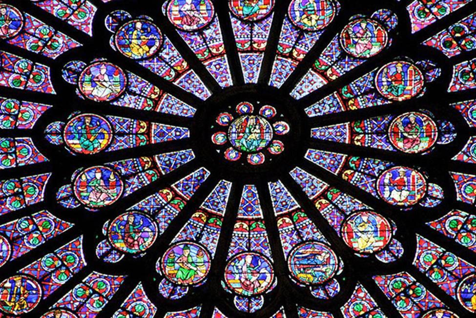 Ngắm lại Nhà thờ Đức Bà Paris, trái tim của nước Pháp trước khi chìm trong biển lửa-10