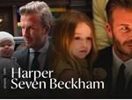 David Beckham đón sinh nhật ngọt ngào bên vợ và bốn con-7