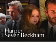 'Tiểu công chúa' Harper Beckham: Cuộc sống quý tộc phủ kín bằng tình thân và hàng hiệu của cô bé hạnh phúc nhất Hollywood