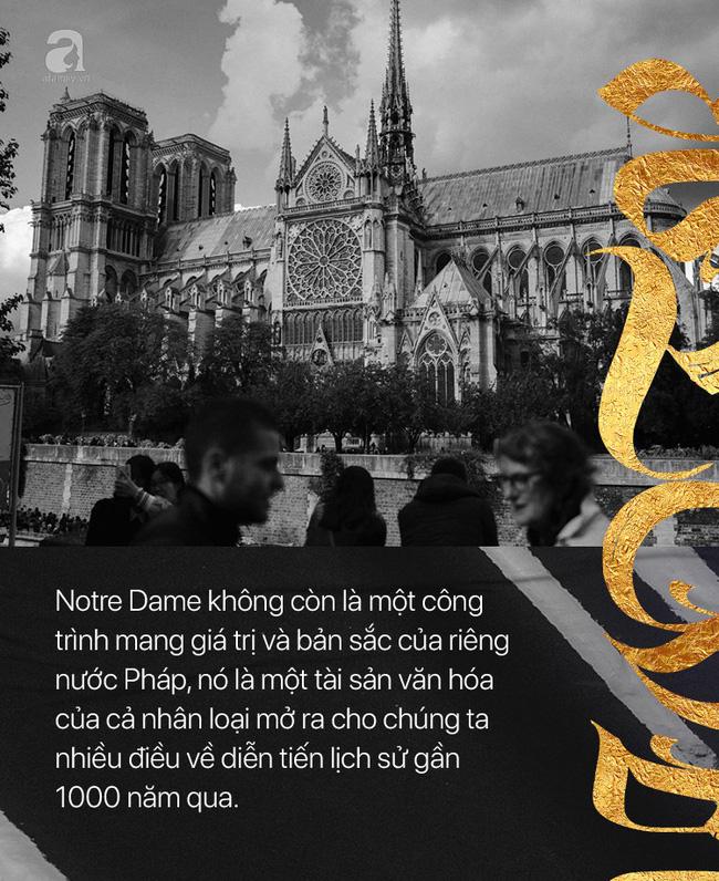 Xúc động vì Notre Dame rực cháy nhưng không khóc than cho bao công trình Việt bị tàn phai: Nào phải vì đú bẩn hay sính ngoại!-1