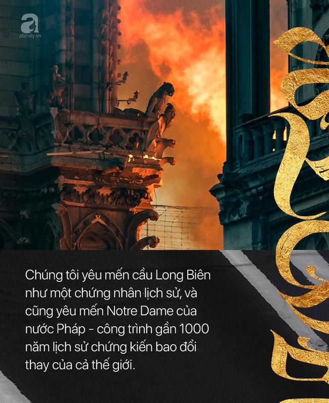 Xúc động vì Notre Dame rực cháy nhưng không khóc than cho bao công trình Việt bị tàn phai: Nào phải vì đú bẩn hay sính ngoại!-2