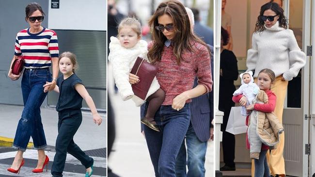 Tiểu công chúa Harper Beckham: Cuộc sống quý tộc phủ kín bằng tình thân và hàng hiệu của cô bé hạnh phúc nhất Hollywood-6