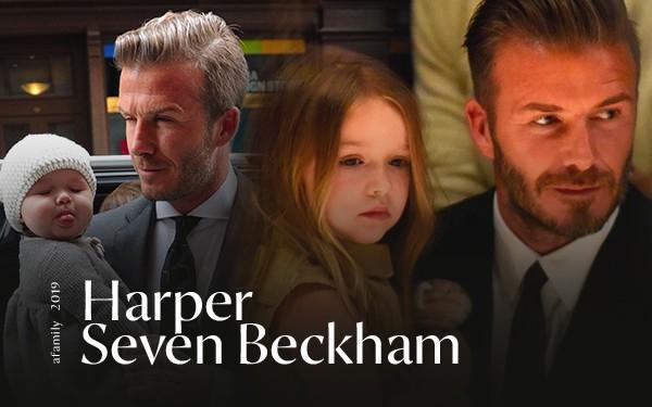 Tiểu công chúa Harper Beckham: Cuộc sống quý tộc phủ kín bằng tình thân và hàng hiệu của cô bé hạnh phúc nhất Hollywood-1