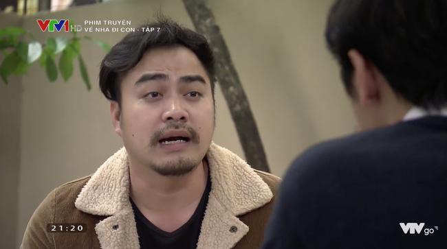 Về nhà đi con tập 7: Chồng Thu Quỳnh bị em vợ sỉ nhục, ném tiền vào mặt vẫn lì lợm đi xin bố vợ-6