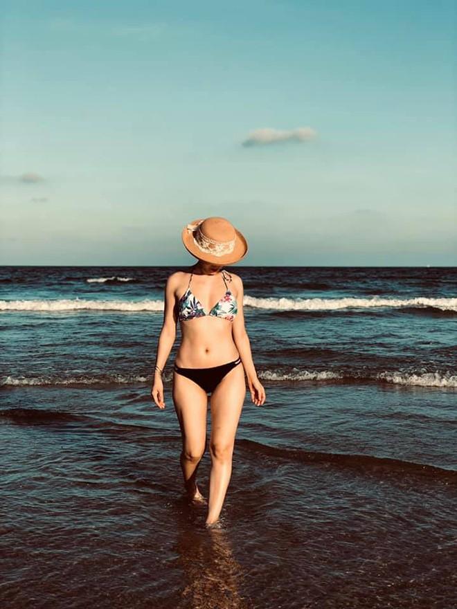 Phương Linh khoe loạt ảnh bikini mới, để lộ nhược điểm-3
