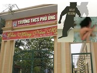 Chia sẻ 'bất ngờ' của hiệu trưởng trường nữ sinh bị lột quần áo đánh hội đồng