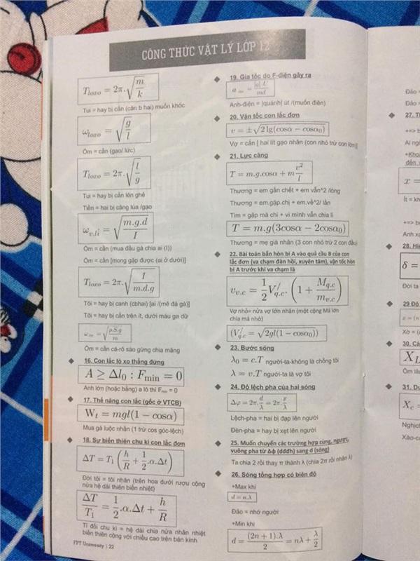 Giải mọi bài tập Vật lý chỉ nhờ loạt công thức được diễn giải theo kiểu siêu lầy dưới đây-4