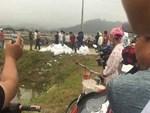 Vụ bắt giữ gần 1 tấn ma túy đá ở Nghệ An: Từ đống rác ven đường đến nhà kho toàn loa thùng-15