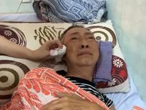 Nghệ sĩ Lê Bình 3 ngày không ăn, đau đớn bật khóc khi Đại Nghĩa, Trịnh Kim Chi đến thăm