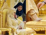 Nàng dâu hoàng gia Brunei từng gây choáng trong đám cưới kéo dài 11 ngày, phủ đầy vàng và kim cương, xa xỉ bậc nhất giờ ra sao sau 3 năm kết hôn?