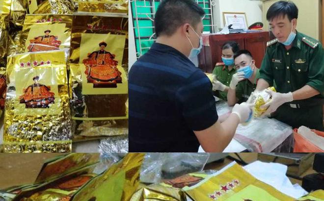 Vụ bắt giữ gần 1 tấn ma túy đá ở Nghệ An: Từ đống rác ven đường đến nhà kho toàn loa thùng-1